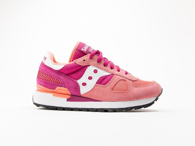 Saucony Shadow Pink/Red-S1108-603-img-1