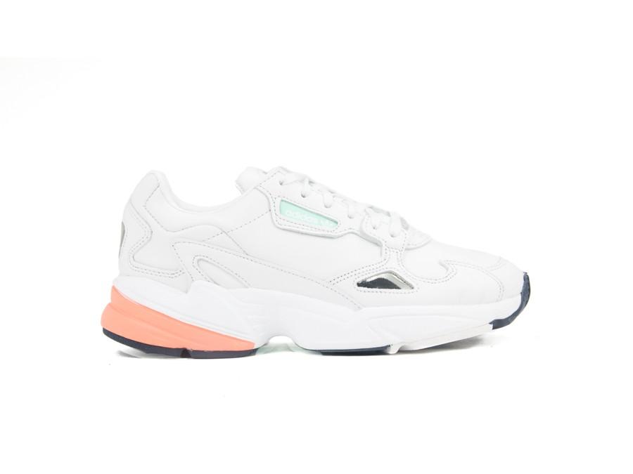 Sneaker Adidas ADIDAS FALCON W   BLANCO-NARANJA