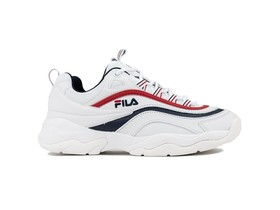 FILA RAY LOW WHITE NAVY RED-1010561-WH-img-1