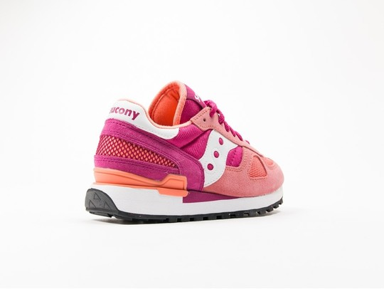 Saucony Shadow Pink/Red-S1108-603-img-2