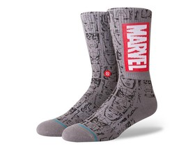 CALCETINES STANCE MARVEL ICONS-M546D18MAR-GRY-img-1