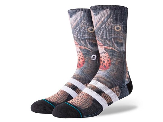 CALCETINES STANCE TAYLOR CREEK-M556D18TAY-BLK-img-1
