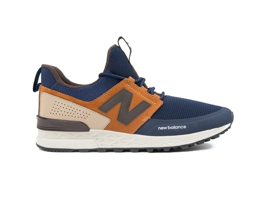NEW BALANCE MS 574 SPORT BLUE (DTX)-MS574DTX-img-1