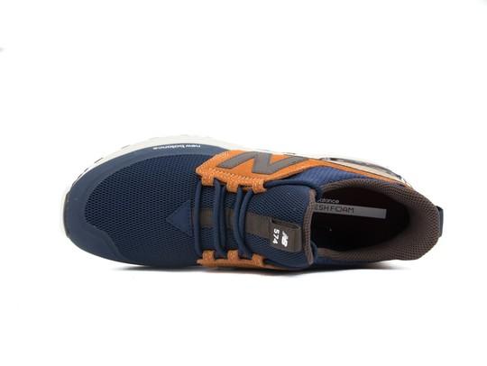 NEW BALANCE MS 574 SPORT BLUE (DTX)-MS574DTX-img-6