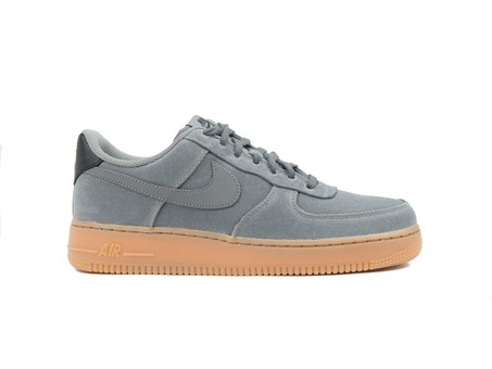 NIKE AIR FORCE 1 '07 LV8 STYLE FLAT PEWTER-FLAT PE-AQ0117-001-img-1