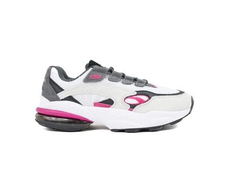 PUMA CELL VENOM WHITE-FUCHSIA PURPLE-369354-08-img-1