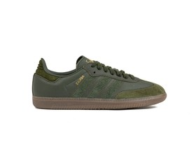 ADIDAS SAMBA OG FT DARK GREEN-BD7526-img-1