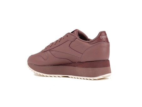 REEBOK CL LTHR DOUBLE PARCHED EARTH ROSE P-DV3627-img-4