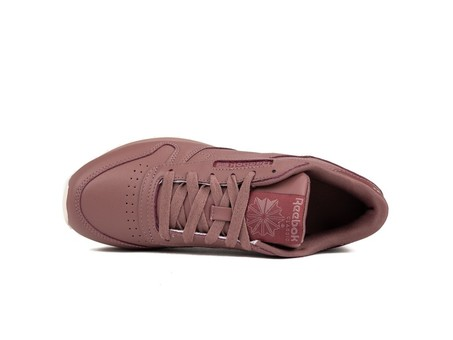 REEBOK CL LTHR DOUBLE PARCHED EARTH ROSE P-DV3627-img-5