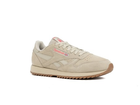 REEBOK CL LEATHER RIPPLE LIGHT SAND-DV3932-img-2
