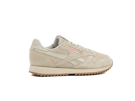 REEBOK CL LEATHER RIPPLE LIGHT SAND-DV3932-img-3
