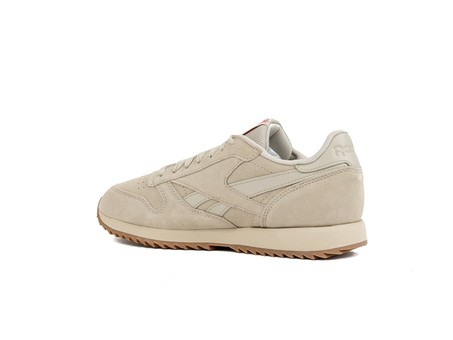 REEBOK CL LEATHER RIPPLE LIGHT SAND-DV3932-img-4