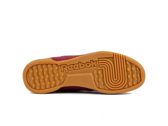 REEBOK WORKOUT PLUS SUEDE PERF GUM PACK RED SOLAR-DV4285-img-6