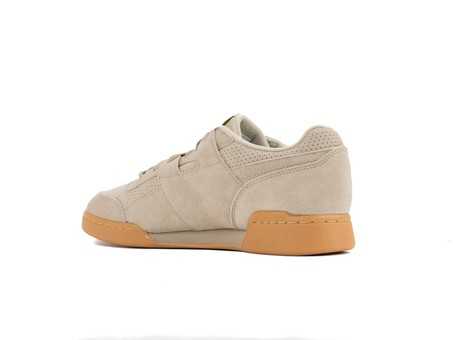 REEBOK WORKOUT PLUS SUEDE PERF GUM PACK SAND-DV4286-img-4
