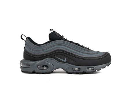 NIKE AIR MAX PLUS 97 BLACK GREY-CD7859-001-img-1