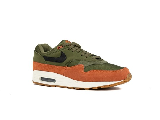 NIKE AIR MAX 1 OLIVE CANVAS-AH8145-301-img-2