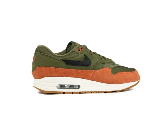 NIKE AIR MAX 1 OLIVE CANVAS-AH8145-301-img-3