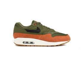 NIKE AIR MAX 1 OLIVE CANVAS-AH8145-301-img-1