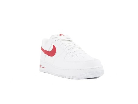 NIKE AIR FORCE 1  07 3 WHITE GYM RED-AO2423-102-img-2