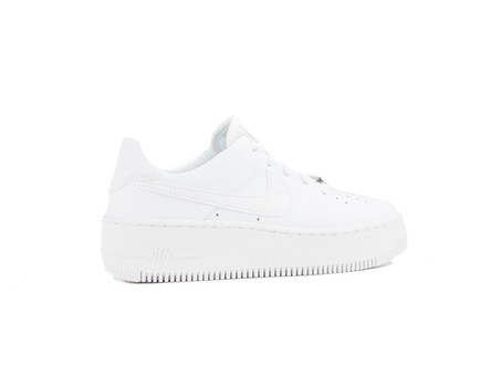 NIKE WMNS  AIR FORCE 1 SAGE LOW WHITE-AR5339-100-img-3