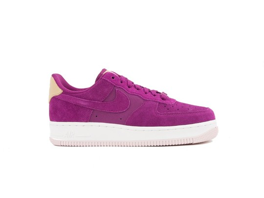 NIKE AIR FORCE 1 07 PREMIUM WOMEN TRUE BERRY-896185-602-img-1
