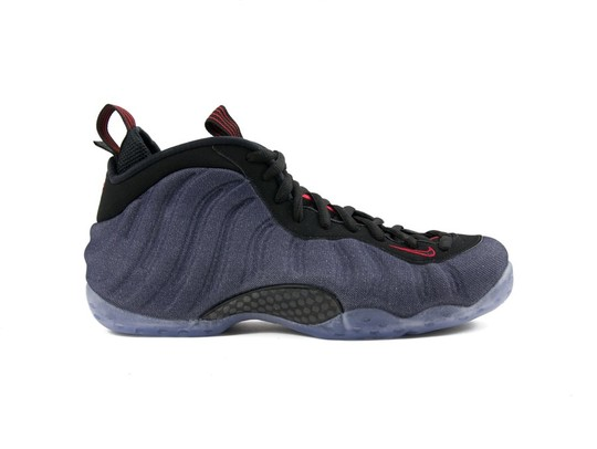 NIKE AIR FOAMPOSITE 1  OBSIDIAN-BLACK-UNIVERSITY R-314996-404-img-1