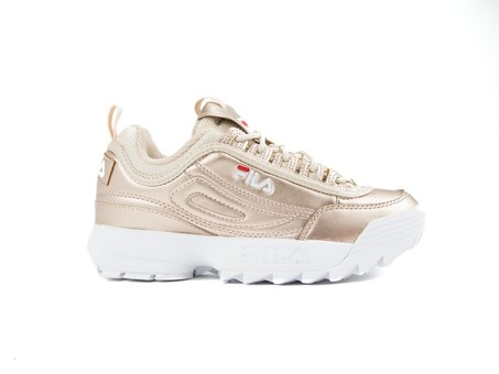 FILA DISRUPTOR MM LOW WMN GOLD-1010442-80C-img-1