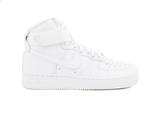 NIKE AIR FORCE 1 HIGH WOMEN WHITE-334031-105-img-1