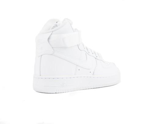 NIKE AIR FORCE 1 HIGH WOMEN WHITE-334031-105-img-3