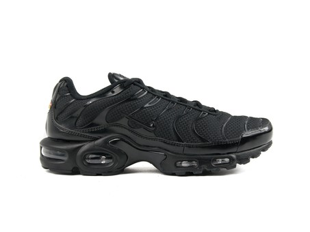 NIKE AIR MAX PLUS TRIPLE BLACK-604133-050-img-1