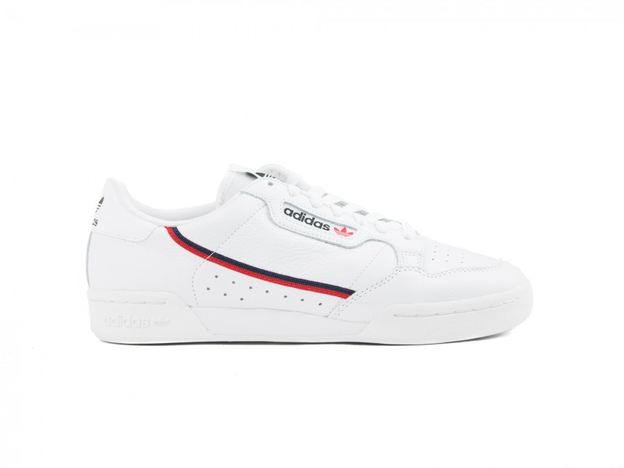 ADIDAS CONTINENTAL 80 WHITE-G27706-img-1