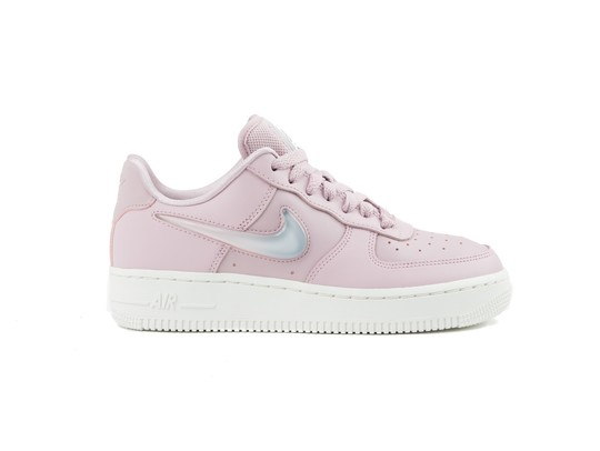 NIKE AIR FORCE 1 07 SE PREMIUM WOMEN PLUM CHALK-AH6827-500-img-1