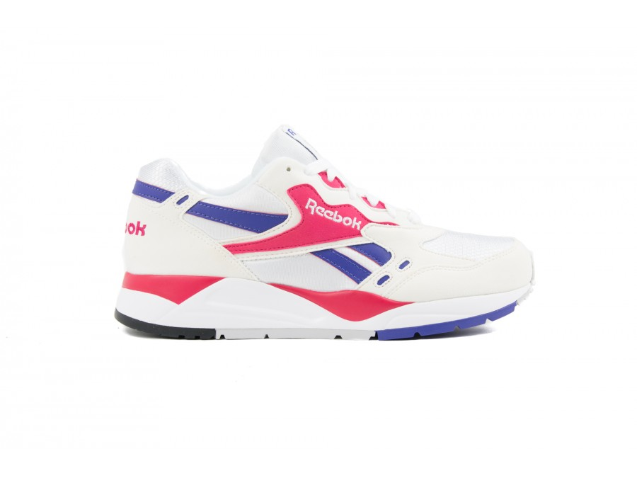 a pesar de Notable Espolvorear  REEBOK BOLTON CHALK WHITE MAGENTA - M49231 - zapatillas Sneaker -  TheSneakerOne