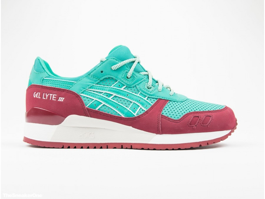 "Asics Gel Lyte III ""Block Pack"""