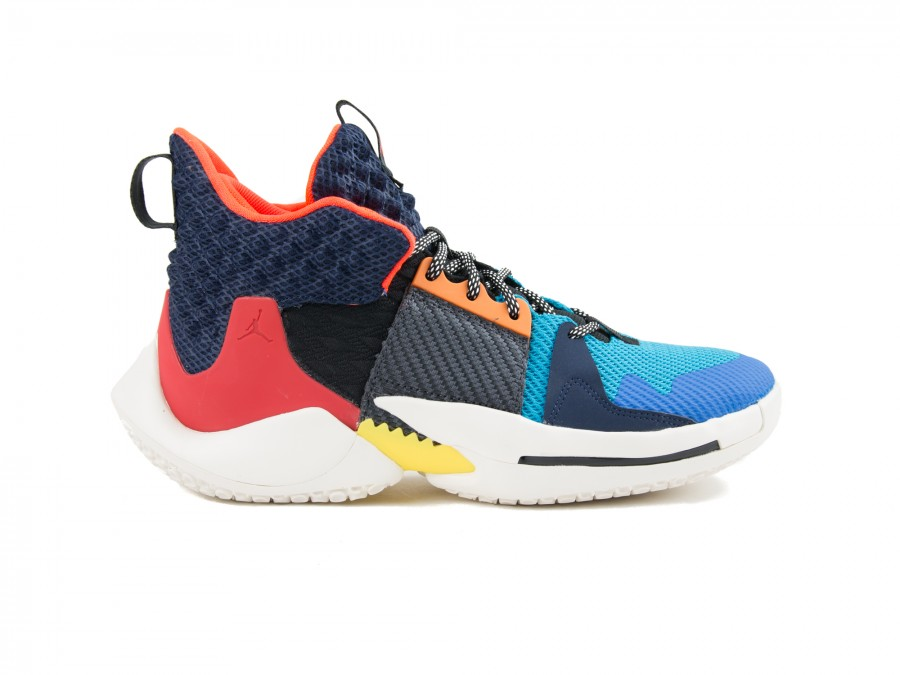 JORDAN WHY NOT ZER0 MULTI-COLOR