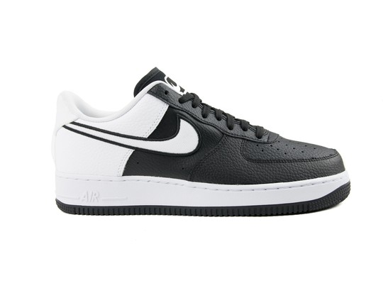 cheaper 89873 e89c9 NIKE AIR FORCE 1 07 LV8 1 BLACK WHITE-AO2439-001-img-