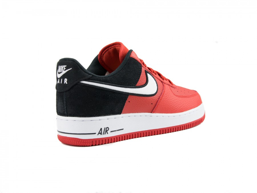 6690e1300c2 NIKE AIR FORCE 1 07 LV8 1 MYSTIC RED - AO2439-600 - TheSneakerOne