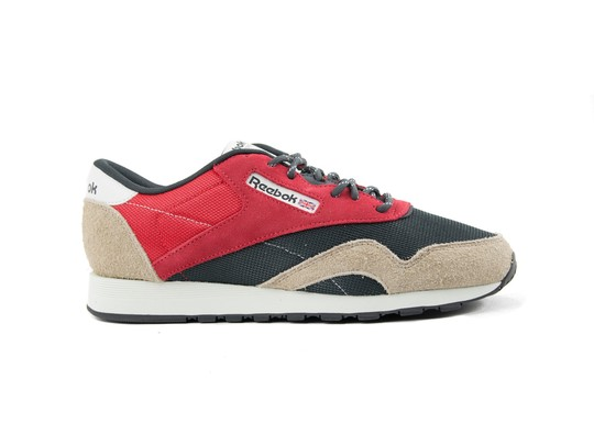 REEBOK CL NYLON ARCTIC PACK RED-CN7197-img-1