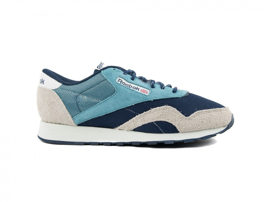 REEBOK CL NYLON ARTIC PACK MIST NAVY-CN7196-img-1