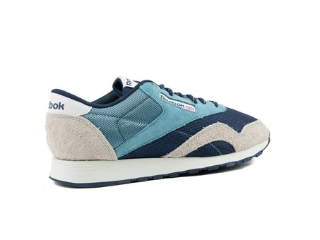 REEBOK CL NYLON ARTIC PACK MIST NAVY-CN7196-img-3