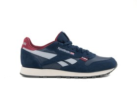 REEBOK CL LEATHER RETRO WEBBING NAVY-CN7178-img-2