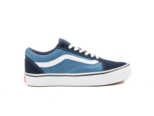 VANS UA CONFYCUSH OLD SKOOL (CLASSIC) NAVY-VN0A3WMAVNT-img-1