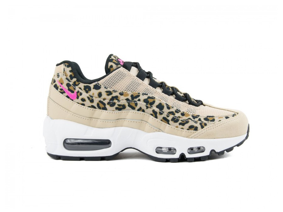 Nike Air Max 95 Leopard Print Womens CD0180 200