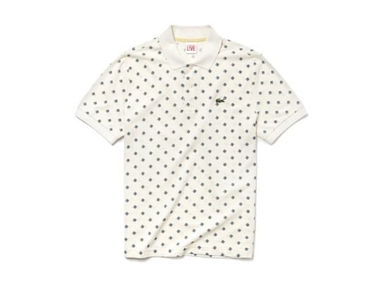POLO LACOSTE PRINTED MINI PIQUE MASCARPONE-PH3648-CZV-img-1