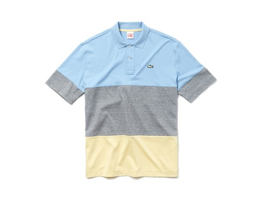 POLO LACOSTE GRIS AZUL-DH3645-8YZ-img-1