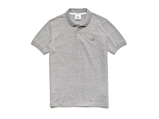 POLO LACOSTE STRETCH MINI PIQUE ARBAS CHINE-PH3655-ECS-img-1