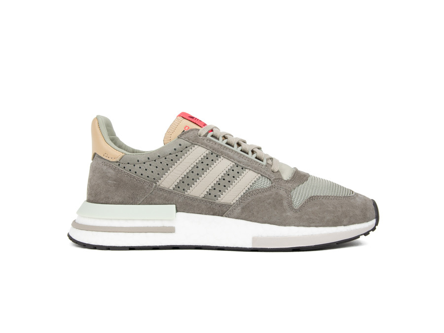 ADIDAS ZX 500 RM BROWN