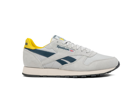 REEBOK CL LEATHER RETRO WEBBING STEEL-CN7177-img-1
