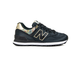 NEW BALANCE WL574 SNC BLACK
