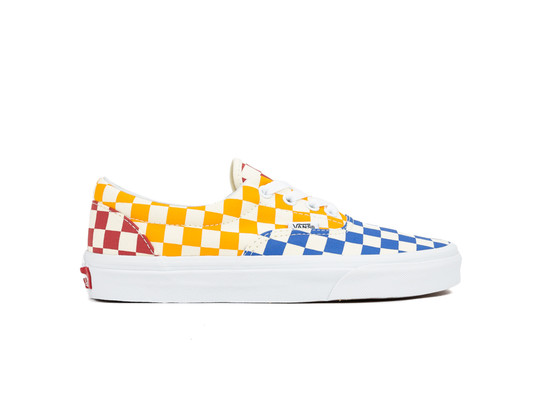 VANS CLASSIC ERA CHECKERBOARD-VN0A38FRVLV1-img-1